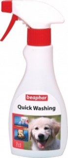 Sprej čistící BEAPHAR Quick washing (250ml)