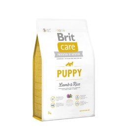 BRIT CARE Puppy All breed Lamb&Rice 3kg