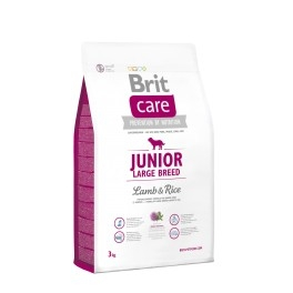 BRIT CARE Junior Large breed Lamb&Rice 3kg
