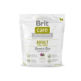 BRIT CARE Adult Small breed Lamb&Rice 1kg