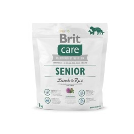 BRIT CARE Senior All breed Lamb&Rice 1kg