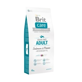 BRIT CARE Adult Salmon&Potato 12kg