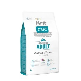 BRIT CARE Adult Salmon&Potato 3kg