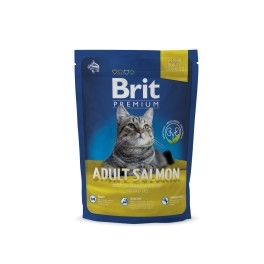 Brit Premium Cat Adult Salmon 800g
